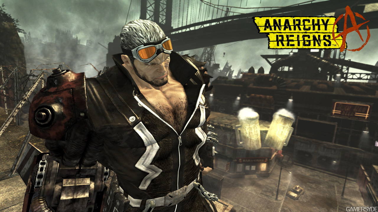 Anarchy Reigns: Jack - Gamersyde
