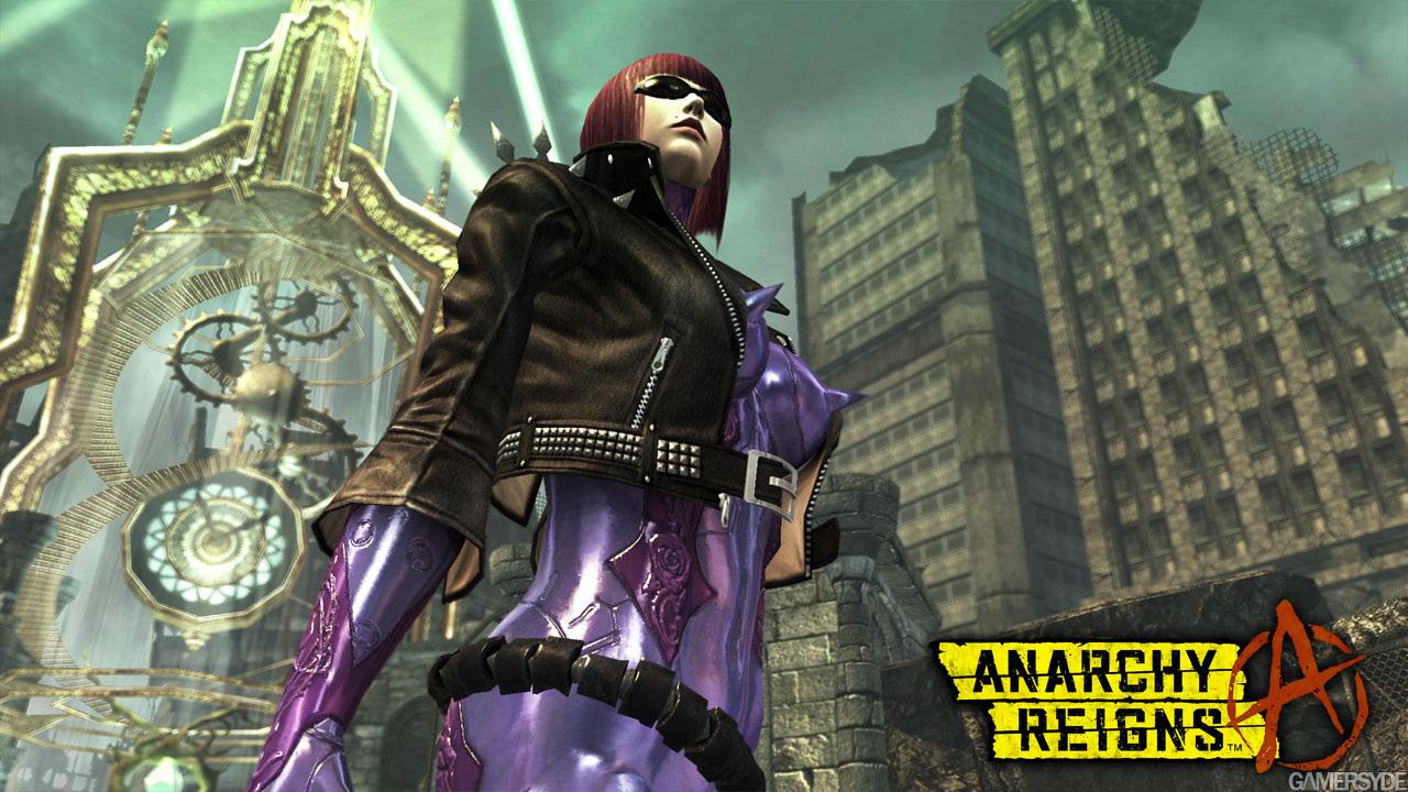 Anarchy Reigns: Mathilda trailer - Gamersyde