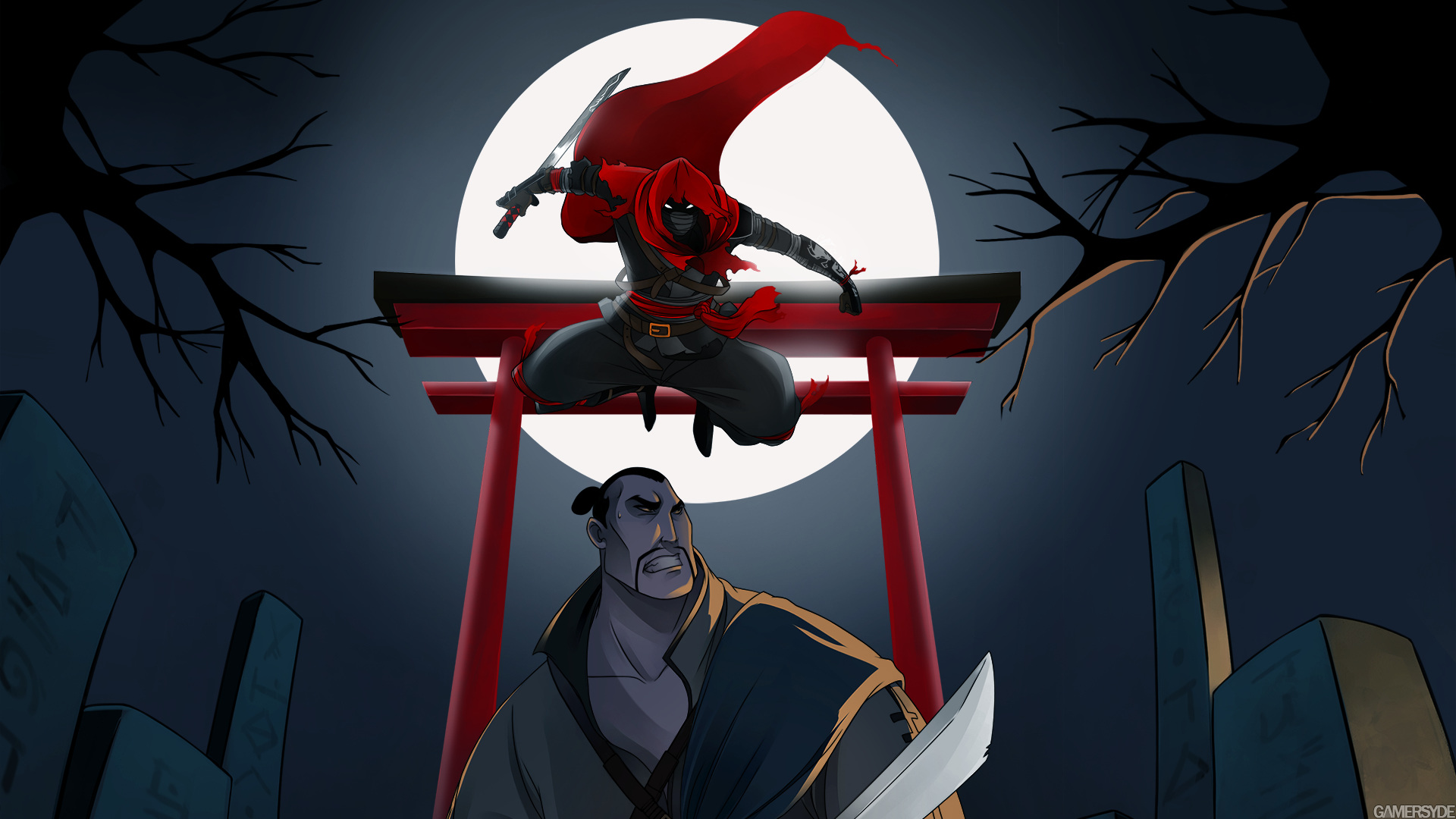 ninjas path