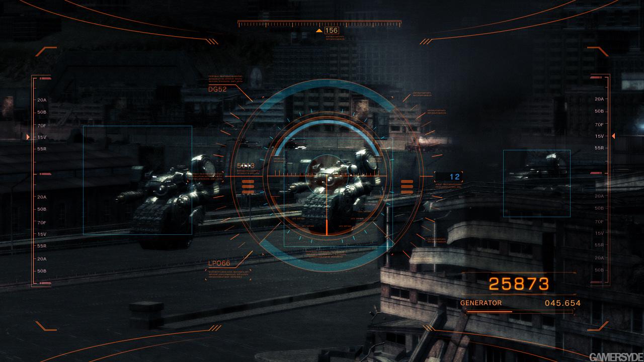Armored Core V sows chaos - Gamersyde