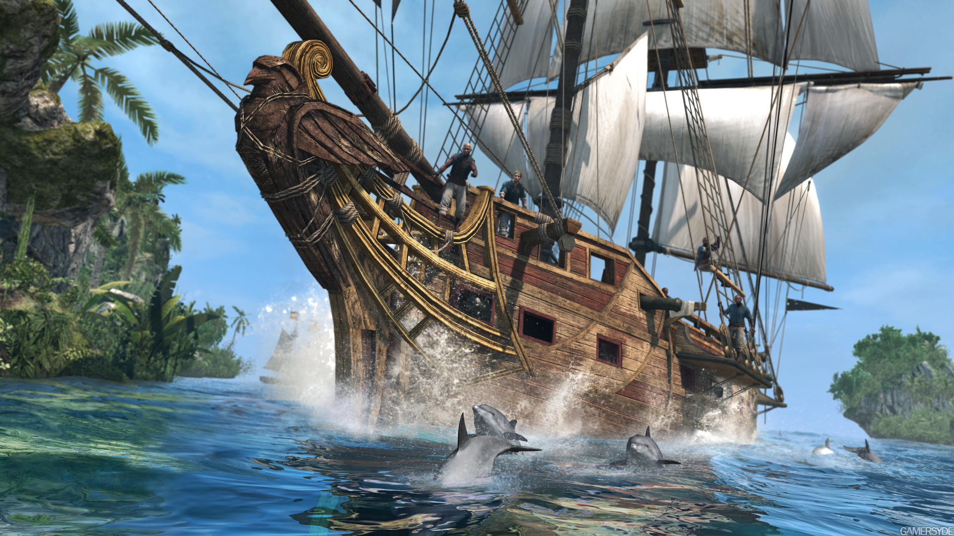 image assassin s creed iv black flag 22909 2670 0002 Gamescom 2013:تصاویری جدید از عنوان Assassins Creed IV:Black Flag منتشر شد