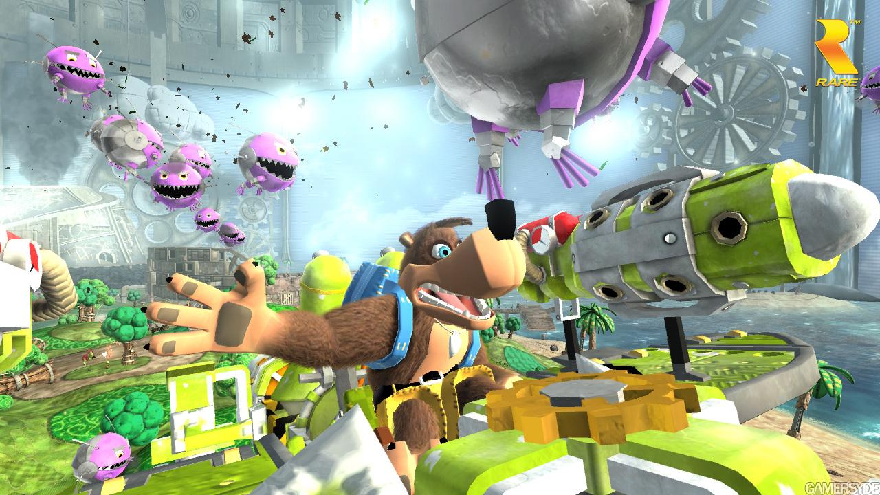 E3: 22 images of Banjo-Kazooie - Gamersyde
