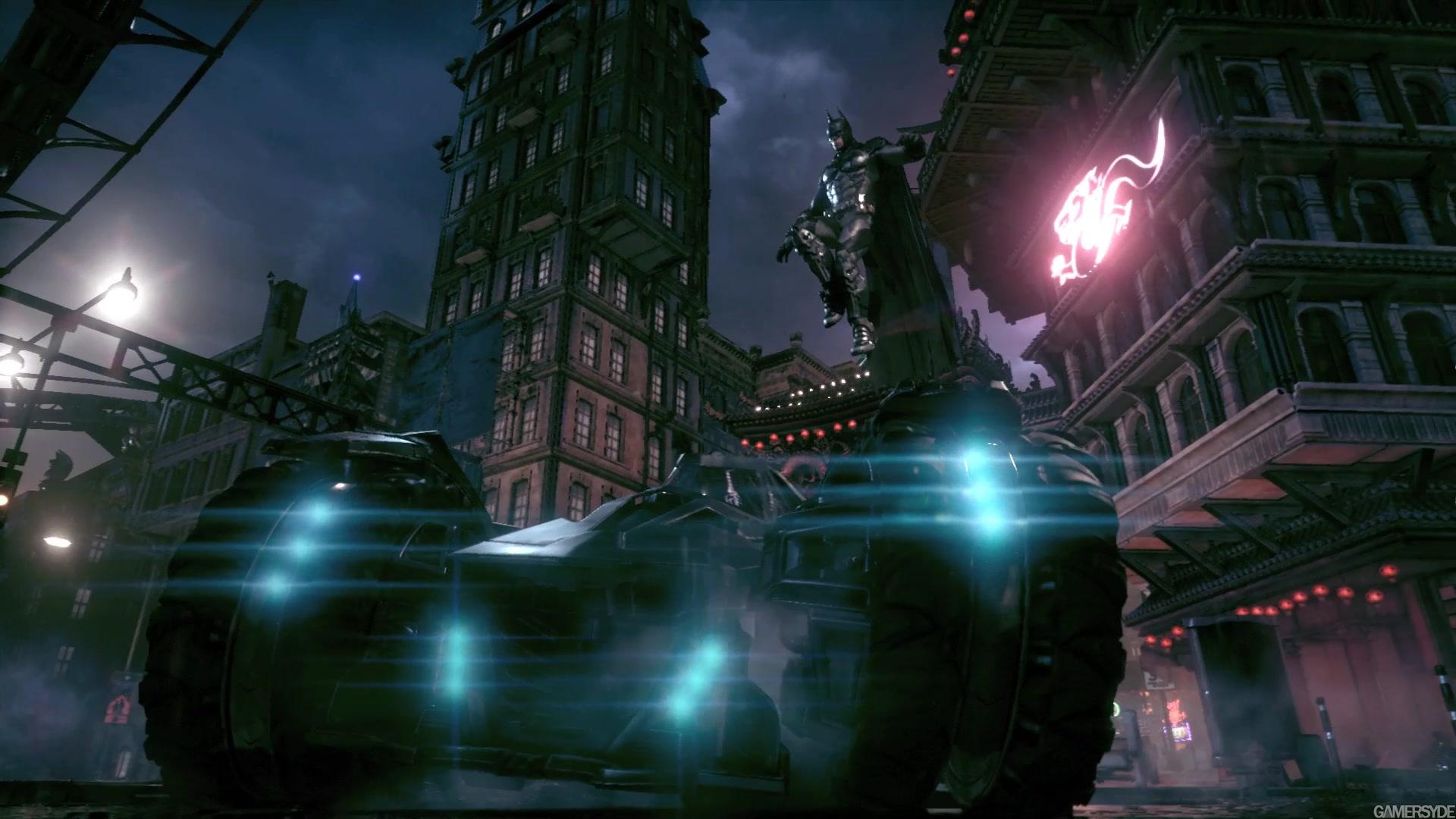 image batman arkham knight 25050 2899 0006 اولین تریلر گیم پلی Batman : Arkham Knight منتشر شد : حماسه ی نهایی