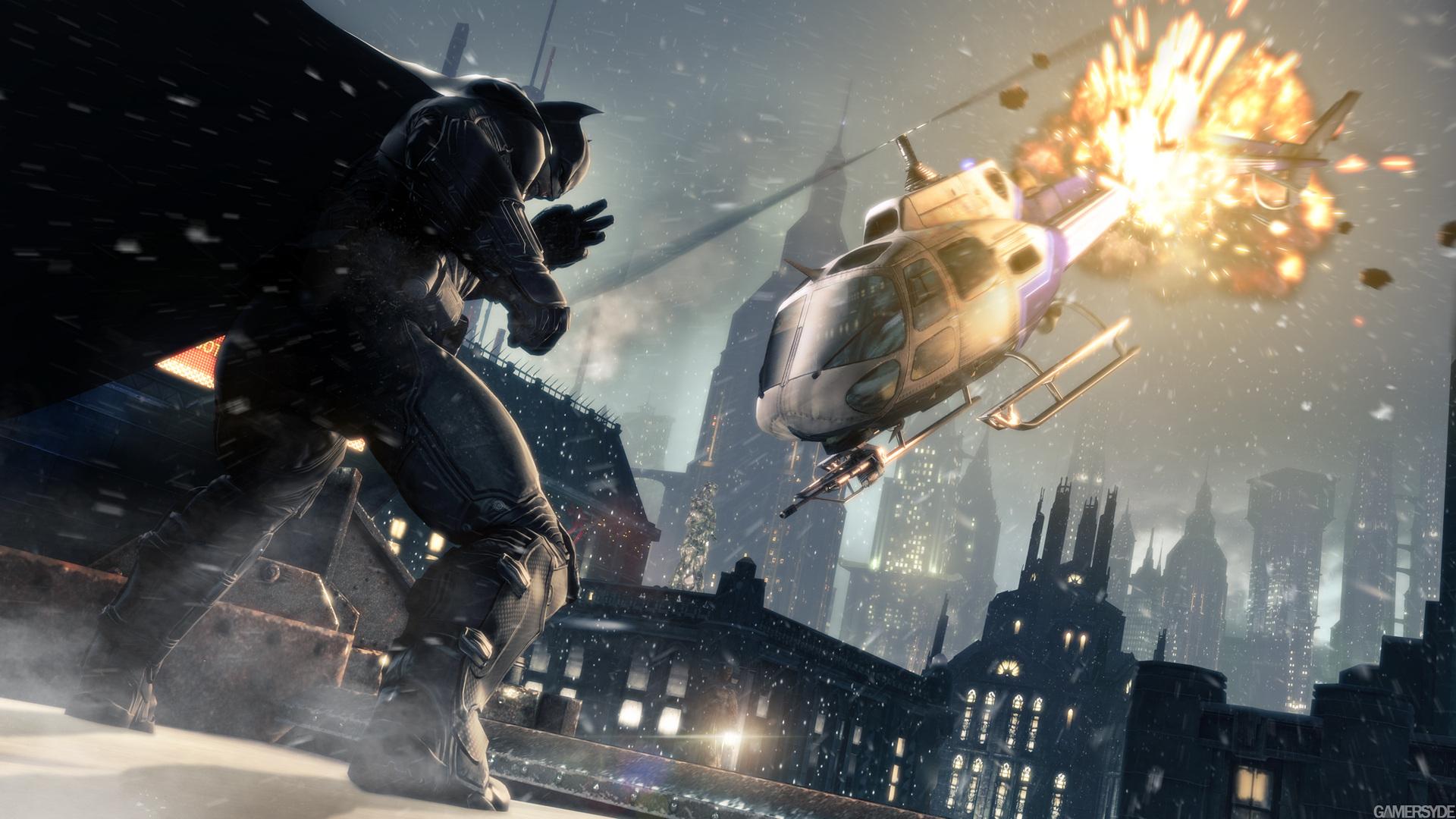 image batman arkham origins 22433 2694 0001 تصاویر جدید از عنوان Batman:Arkham Origins منتشر شد