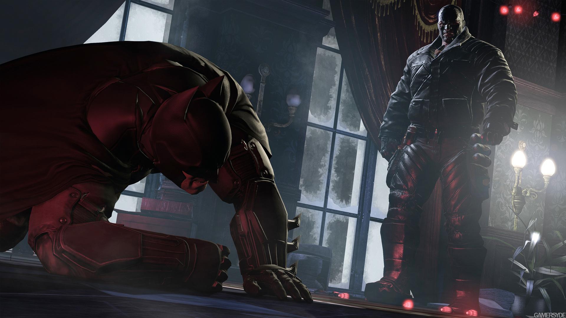 image batman arkham origins 22433 2694 0002 تصاویر جدید از عنوان Batman:Arkham Origins منتشر شد