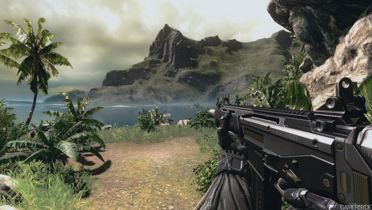 Cryengine 3 crysis 2 big let down for Cryengine 3 architecture