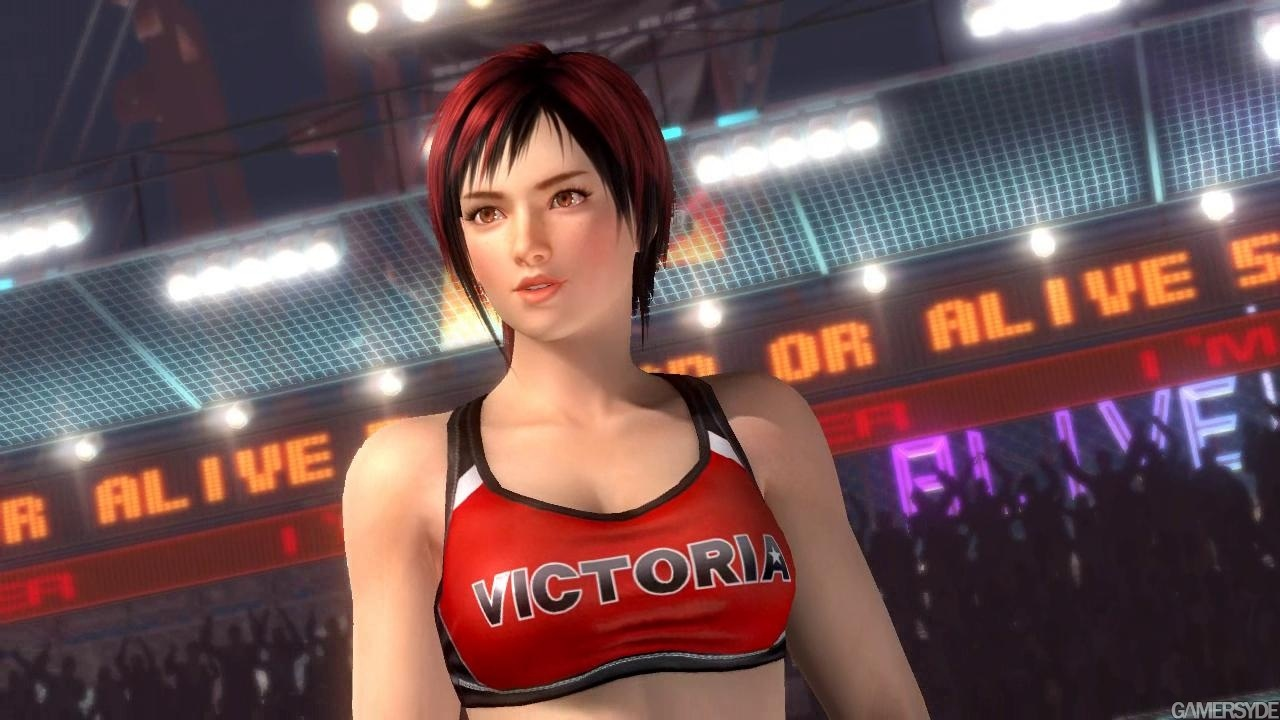 Pics For > Dead Or Alive 5 Mila
