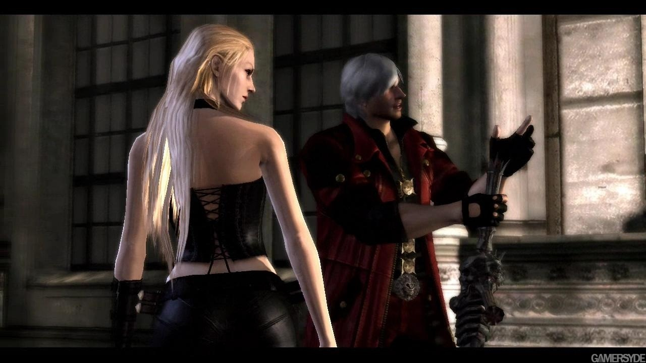 devil may cry 4 special edition trish ending relationship