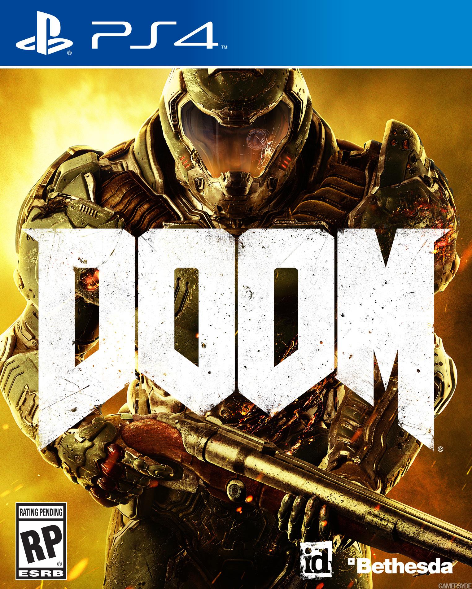 باکس آرت Doom