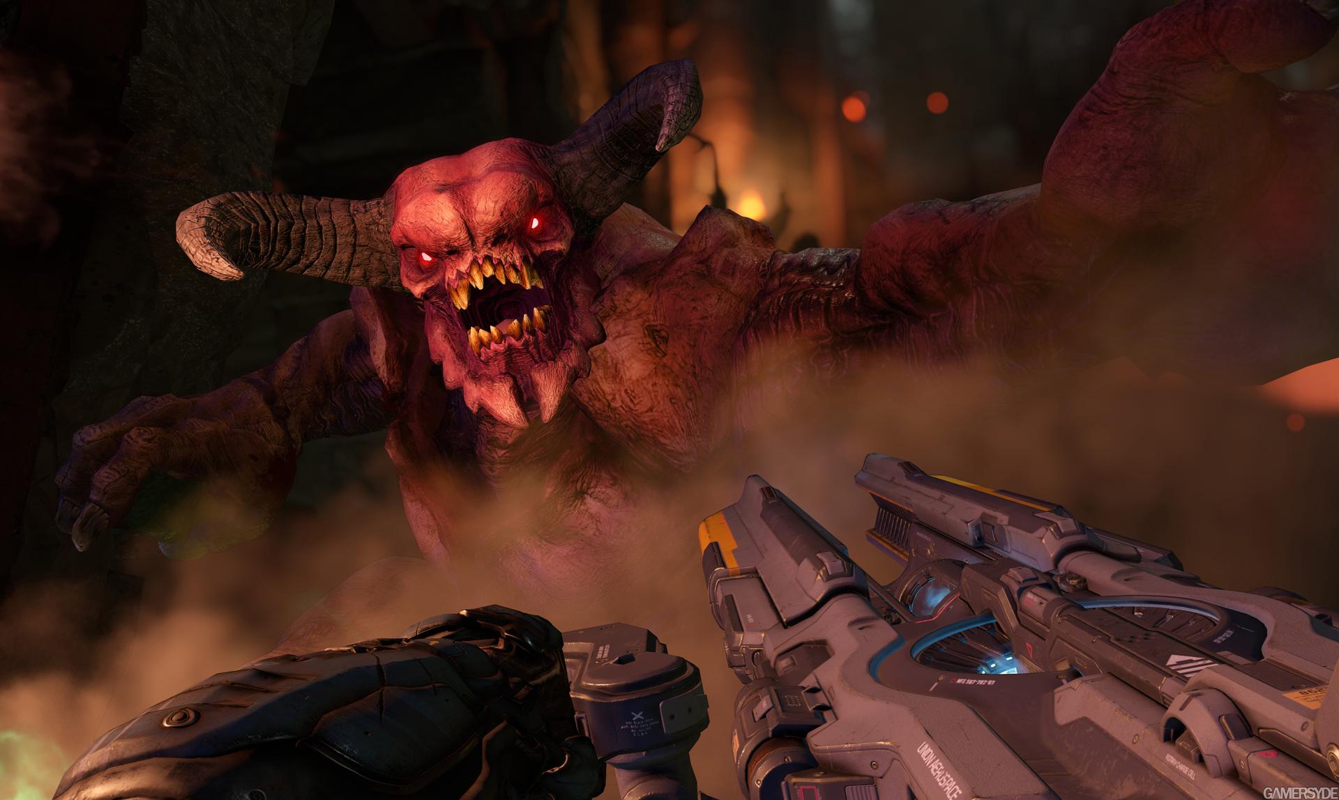 New screenshots of DOOM - Gamersyde