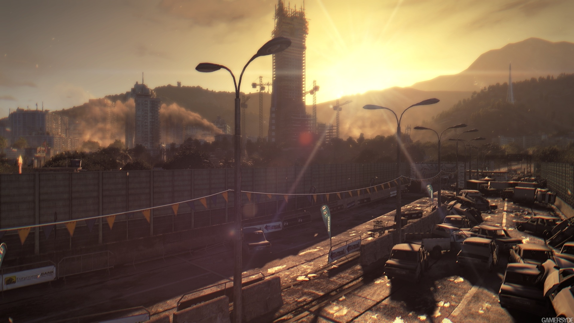 Dying Light FP Survival Horror Open World WB Techland 2014 PC