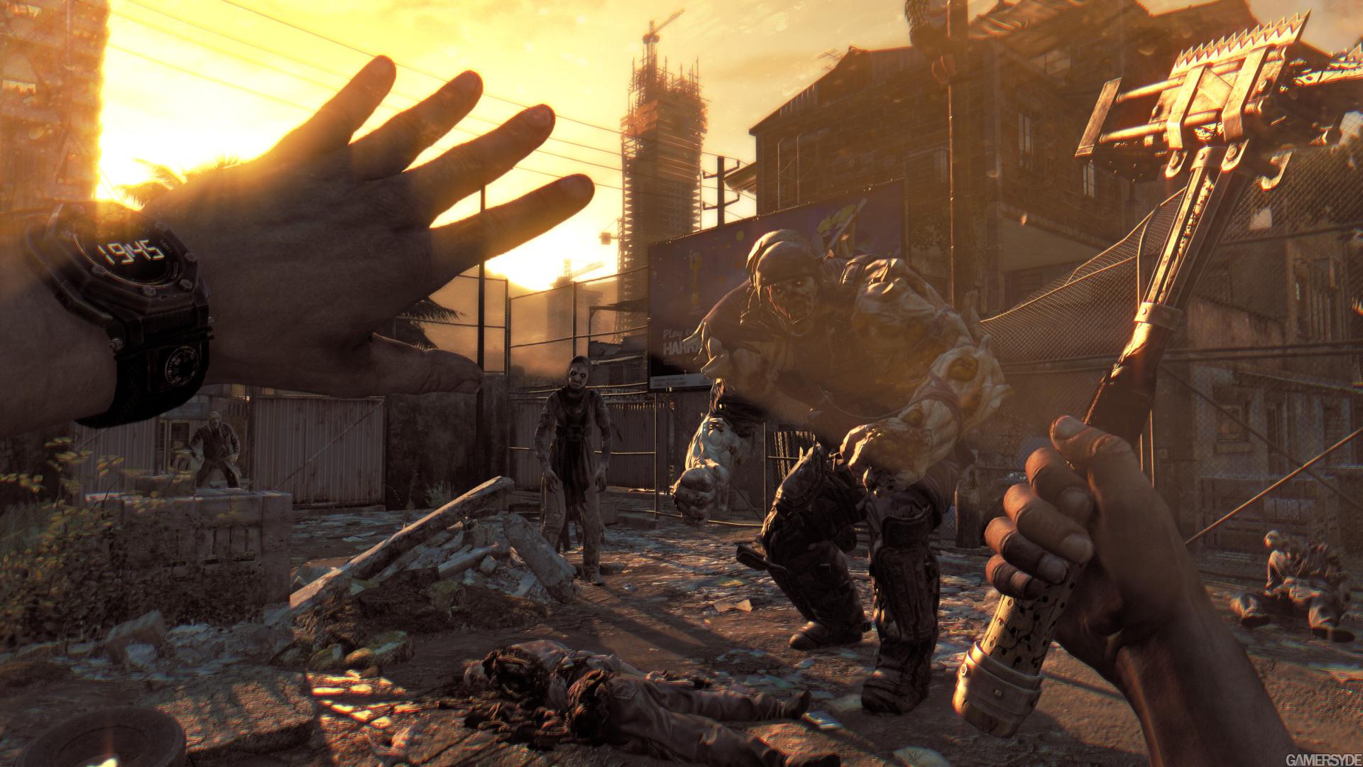 GAMESCOM 2013:اسکرین شاتهای جدید بازی Dying Light منتشر شد | www.MihanGame.com