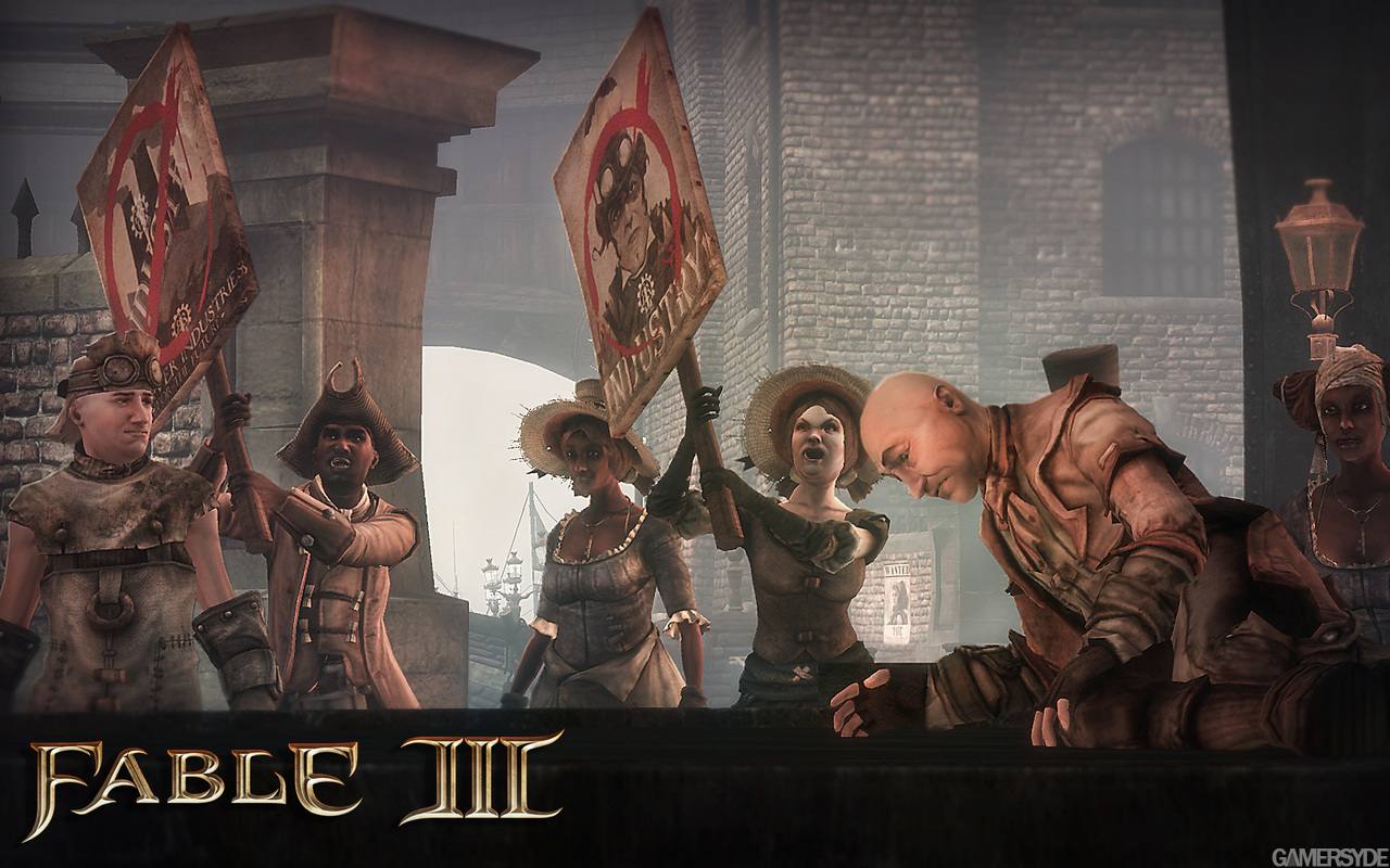 Fable 3: next DLC & PC screens - Gamersyde
