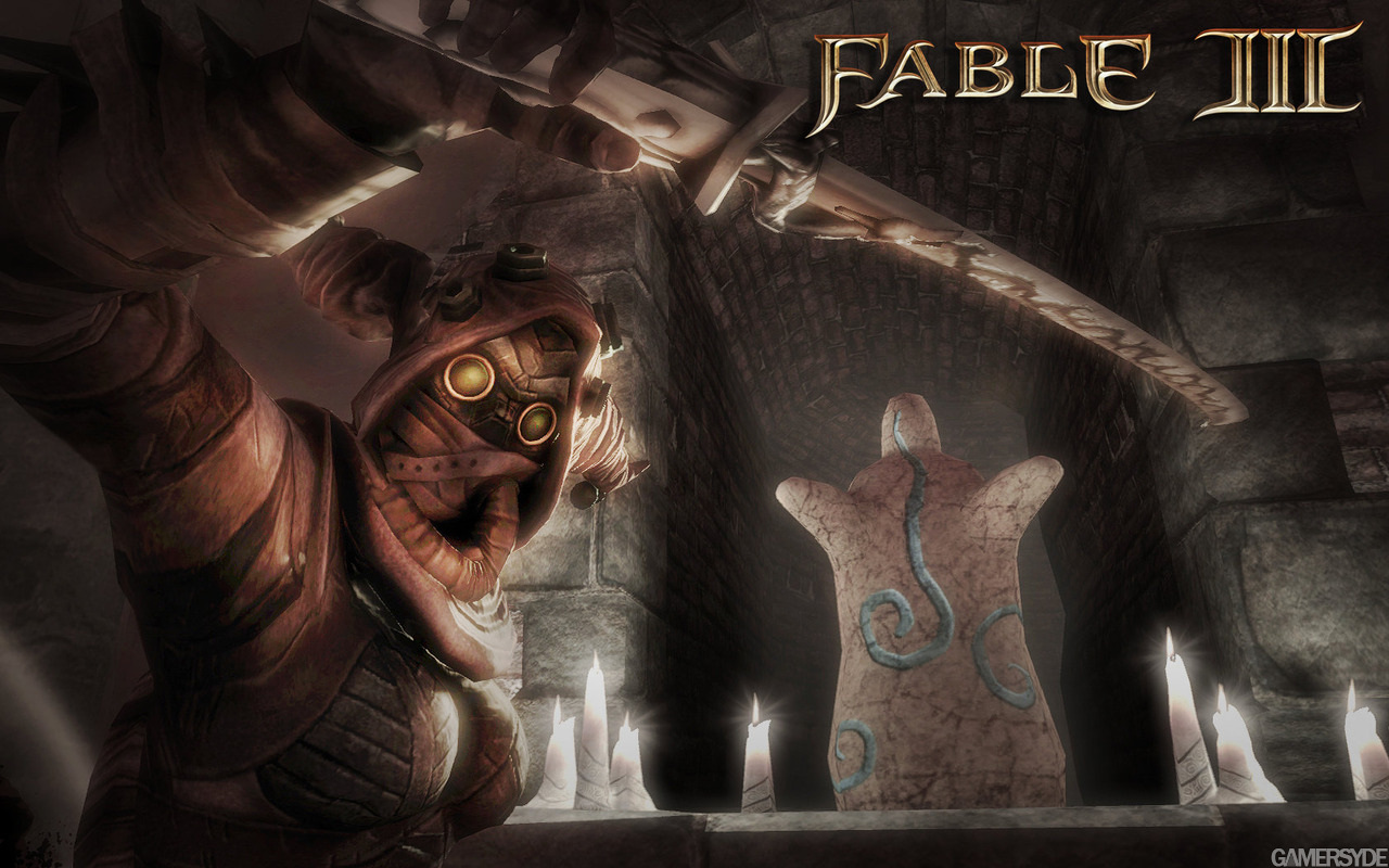 The Official Fable II/Fable III Thread - Page 72
