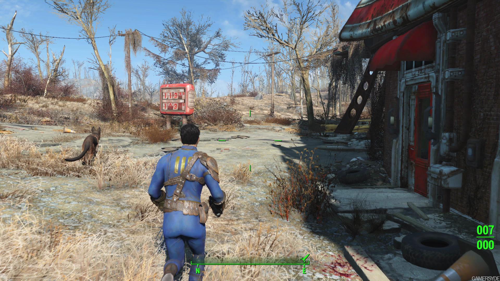 Fallout 4 сделать 1280 1024