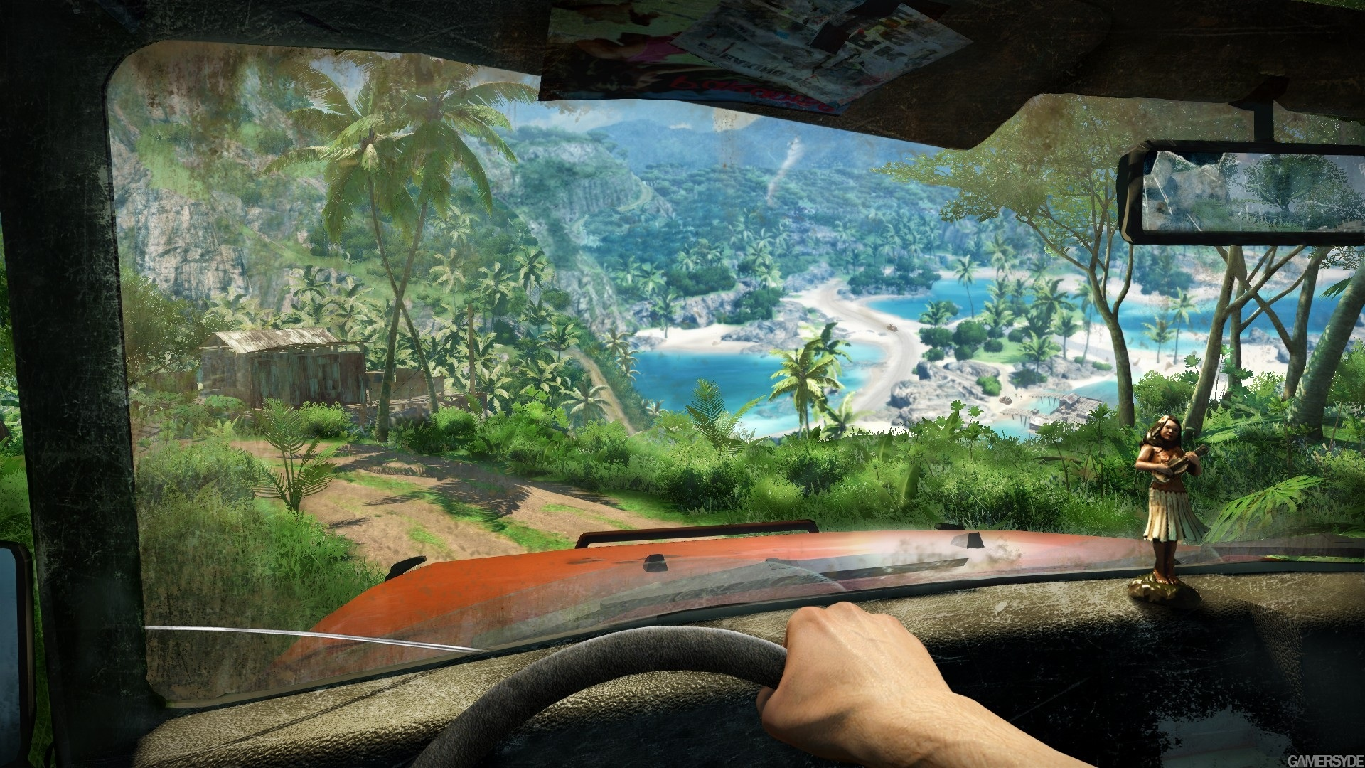 New Screens Of Far Cry 3 Gamersyde