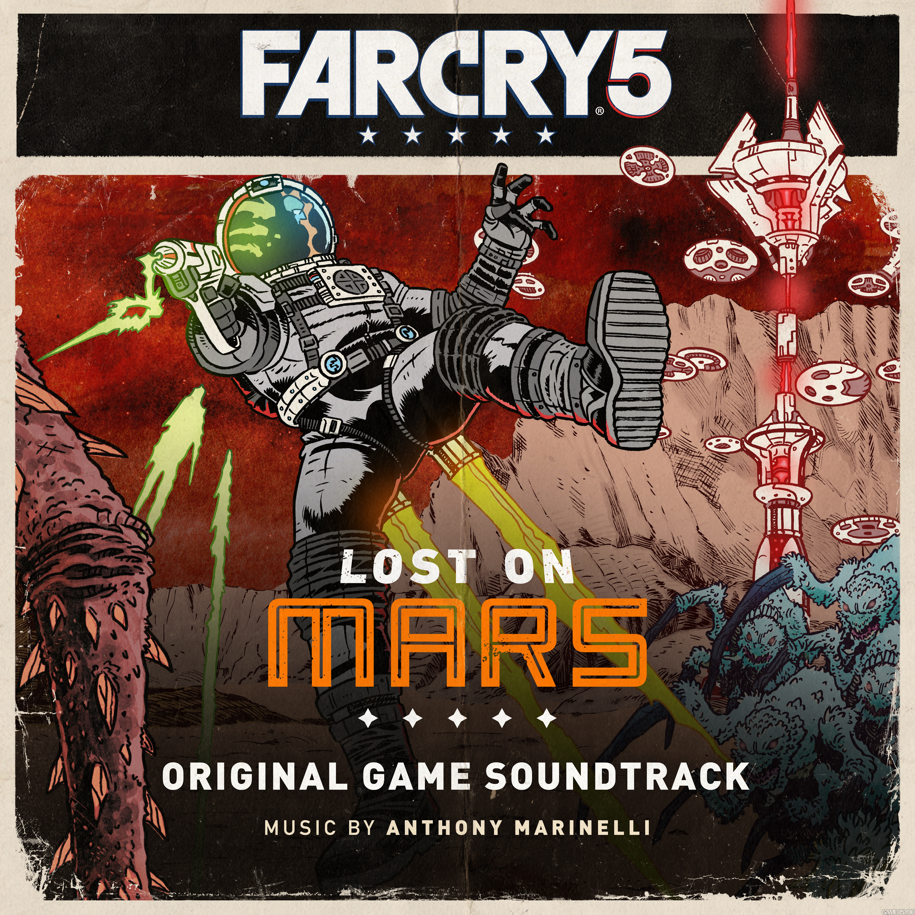 Far Cry 5 Lost On Mars Is Out Gamersyde
