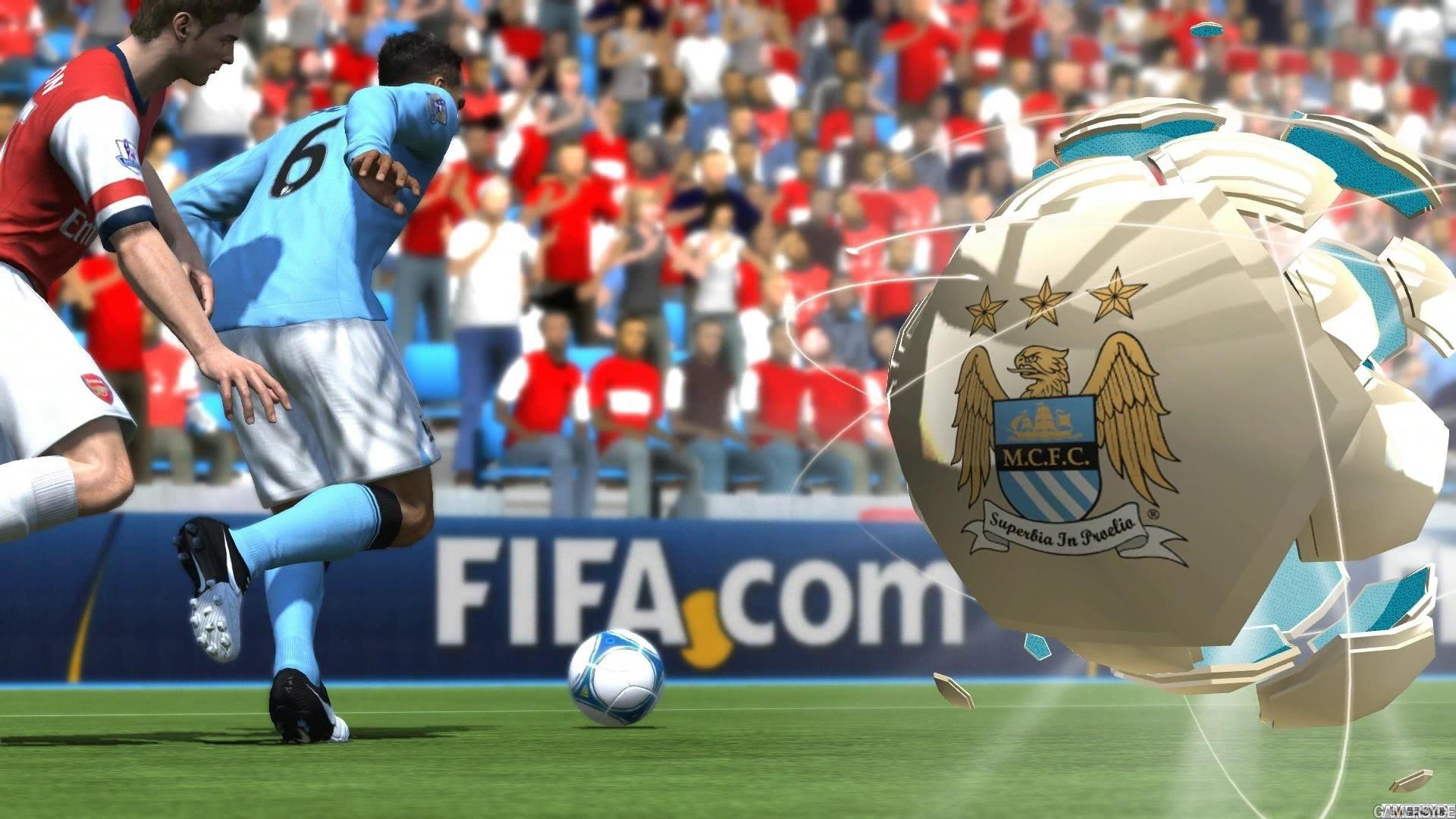 image fifa 13 20261 2509 0002 تصاویر جدید از بازی FIFA 13