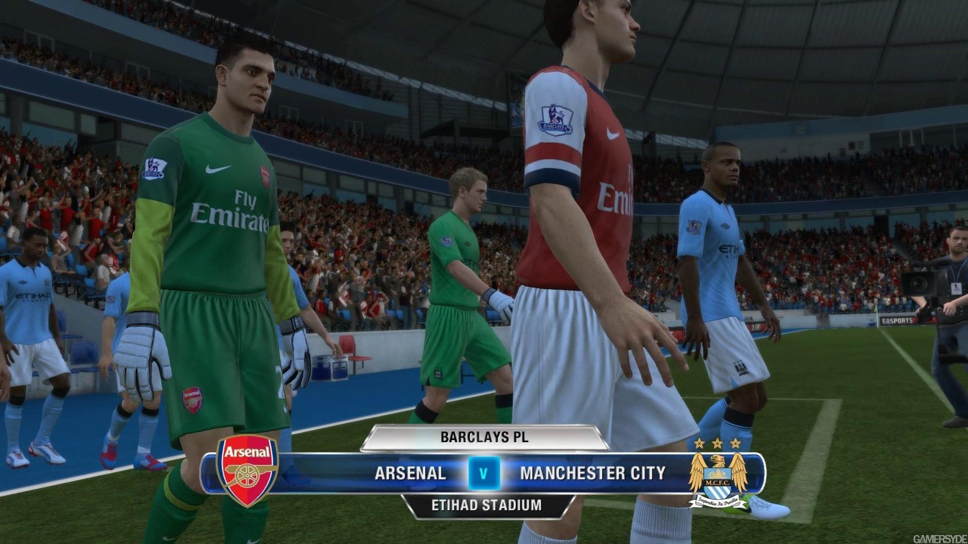 image fifa 13 20261 2509 0003 تصاویر جدید از بازی FIFA 13