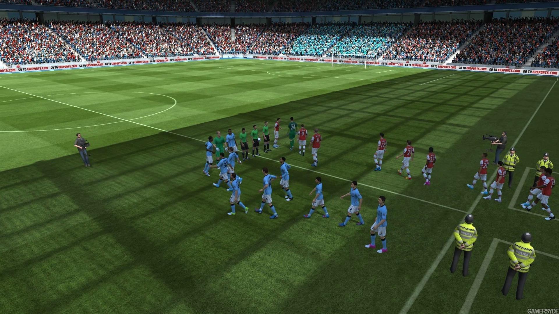 image fifa 13 20261 2509 0005 تصاویر جدید از بازی FIFA 13