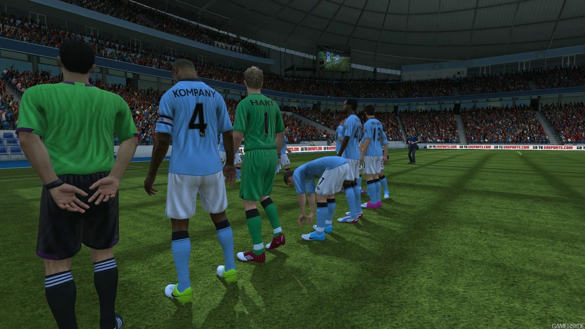 image fifa 13 20261 2509 0006 تصاویر جدید از بازی FIFA 13