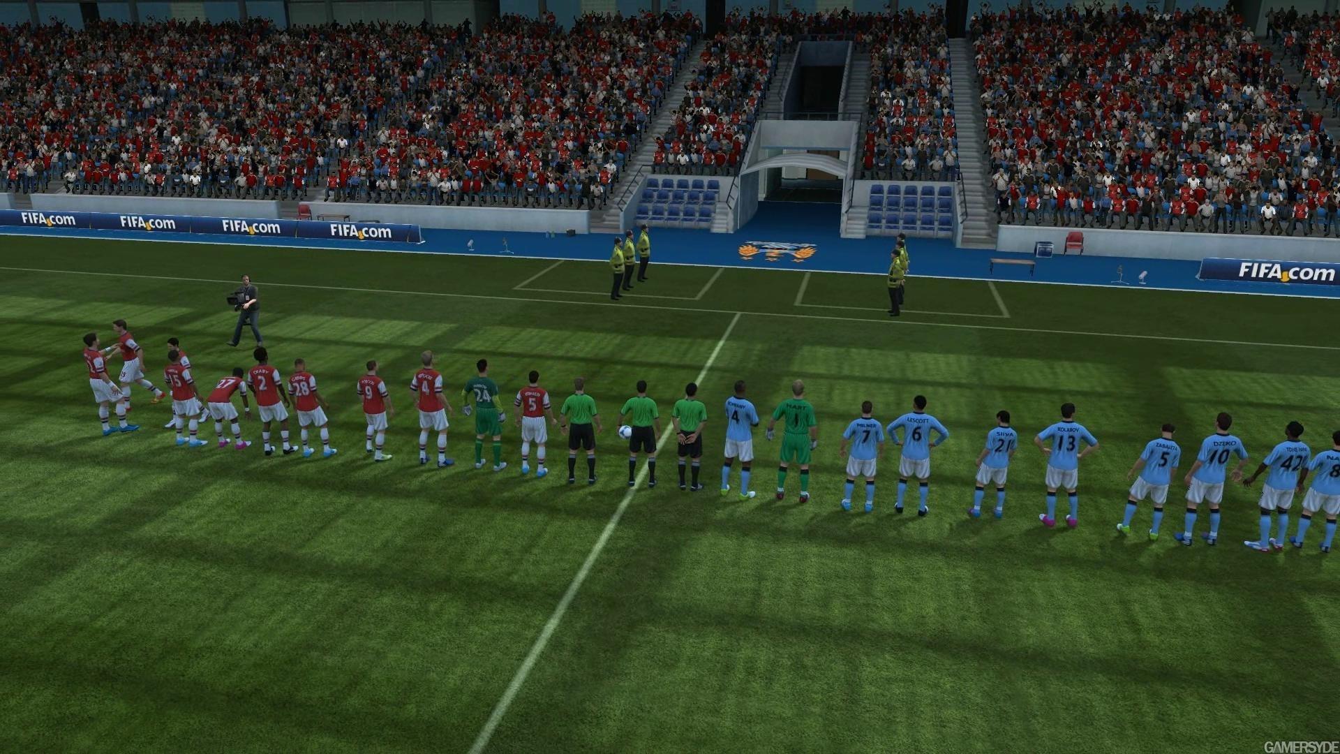 image fifa 13 20261 2509 0007 تصاویر جدید از بازی FIFA 13