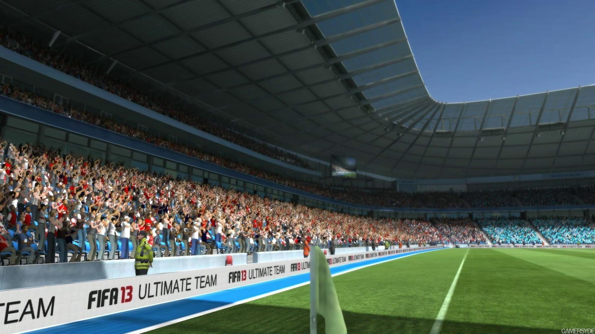 image fifa 13 20261 2509 0008 تصاویر جدید از بازی FIFA 13