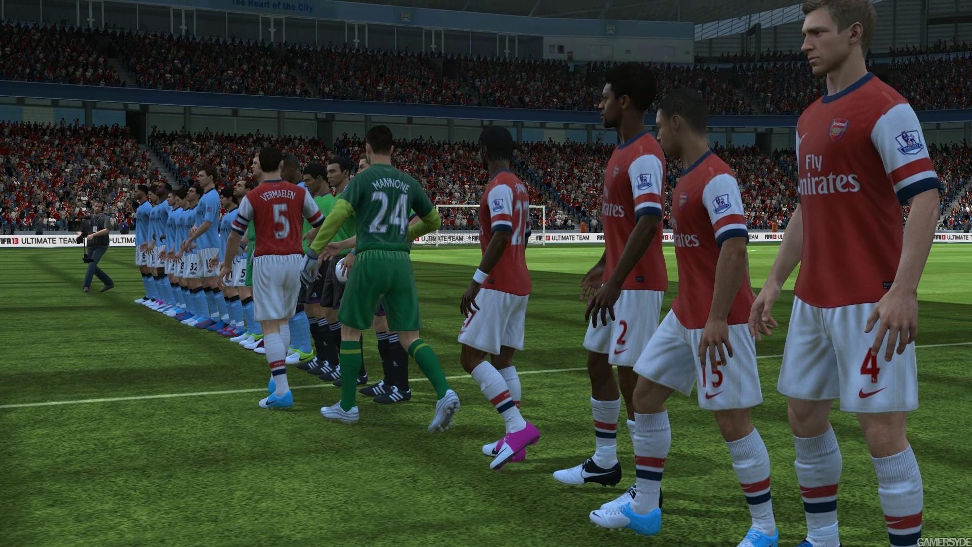 image fifa 13 20261 2509 0009 تصاویر جدید از بازی FIFA 13