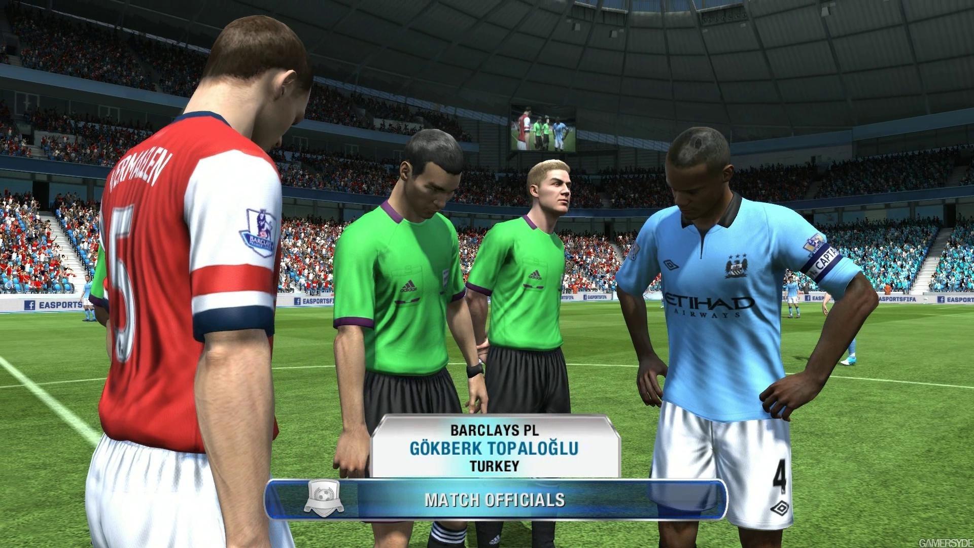 image fifa 13 20261 2509 0010 تصاویر جدید از بازی FIFA 13