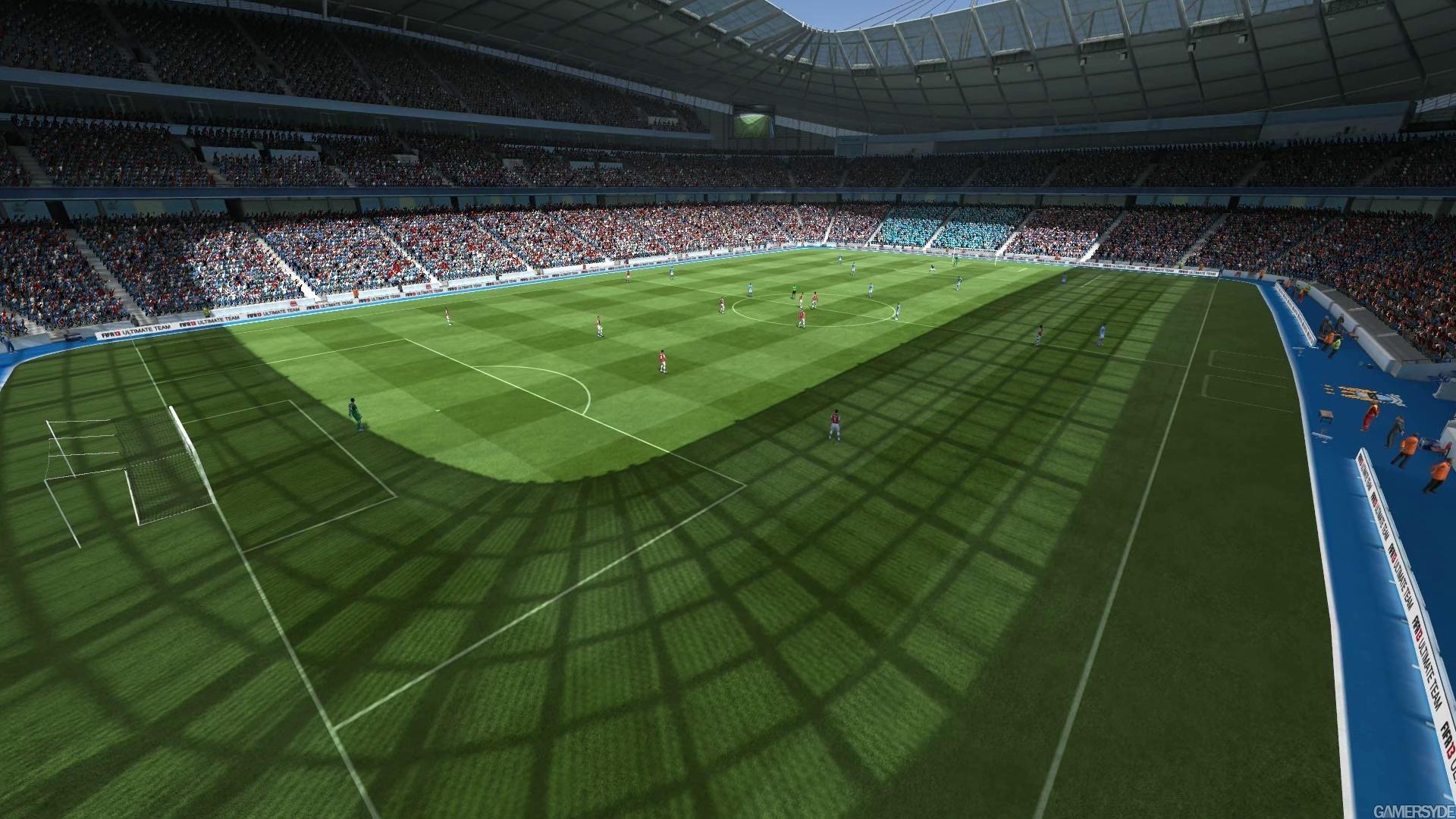 image fifa 13 20261 2509 0011 تصاویر جدید از بازی FIFA 13