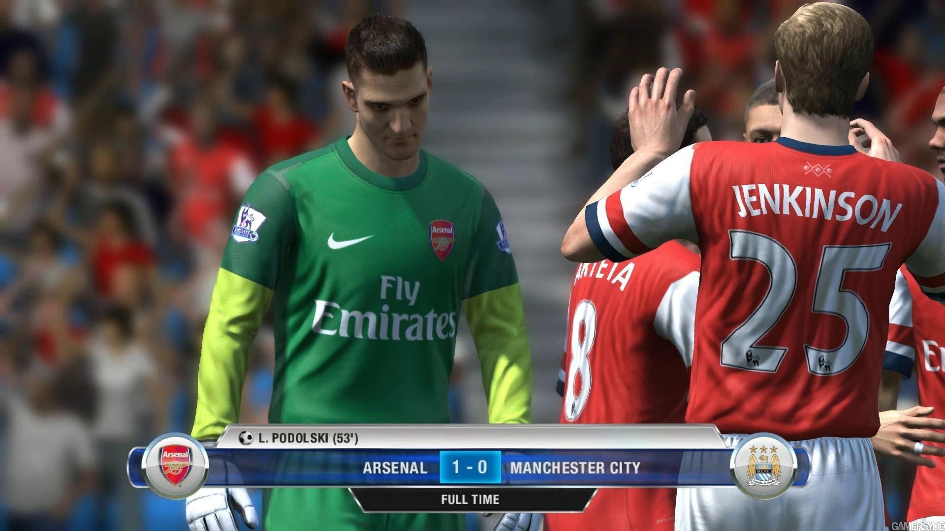 image fifa 13 20263 2509 0010 تصاویر جدید از بازی FIFA 13