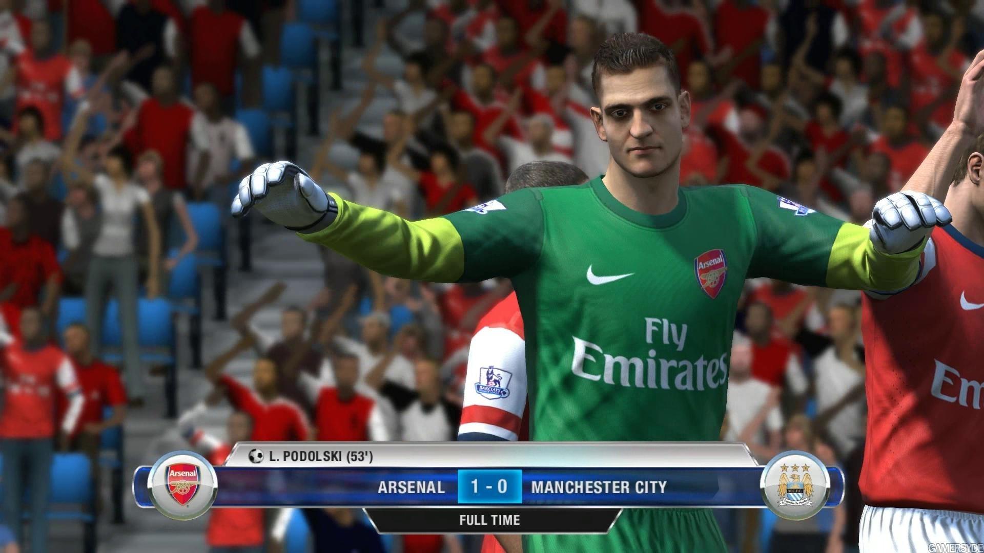 image fifa 13 20263 2509 0011 تصاویر جدید از بازی FIFA 13