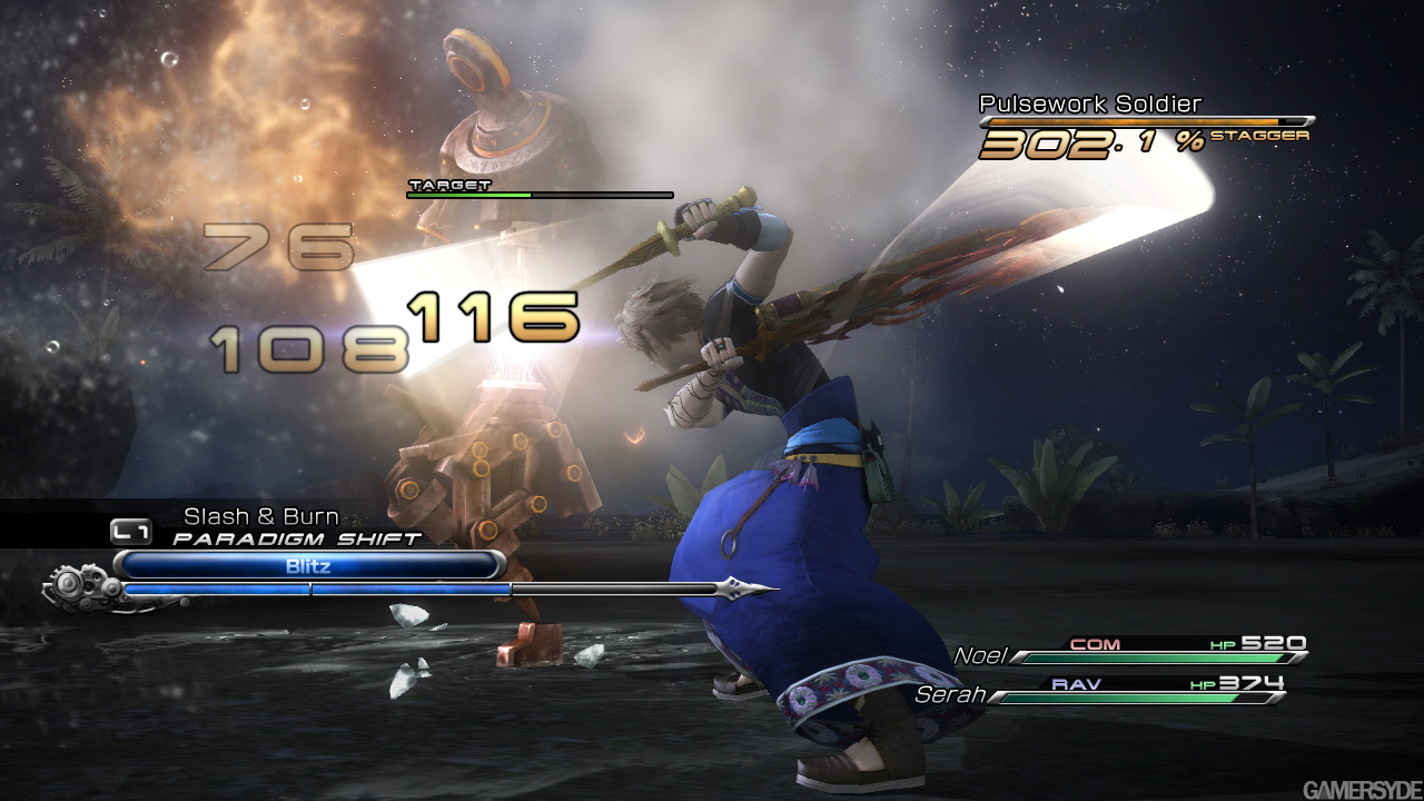 Final Fantasy XIII-2 Screenshots - Gamersyde