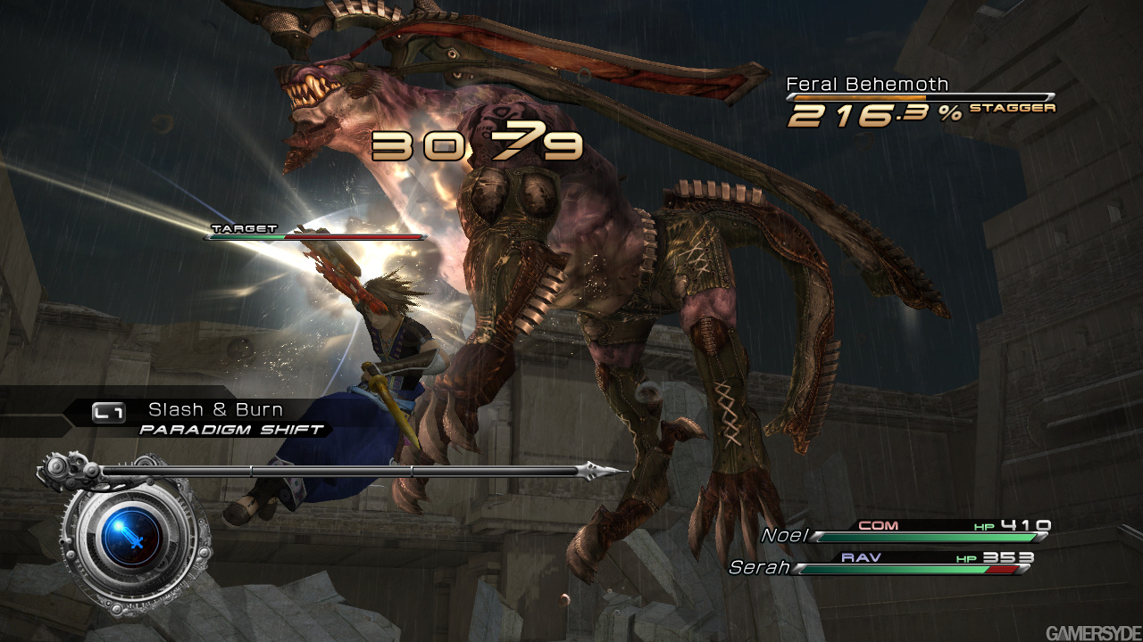 Screens of Final Fantasy XIII-2 - Gamersyde