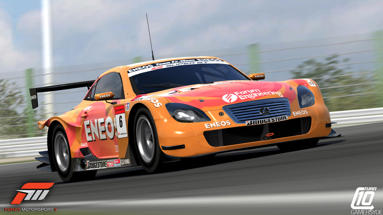 Forza 3: Japanese images - Gamersyde