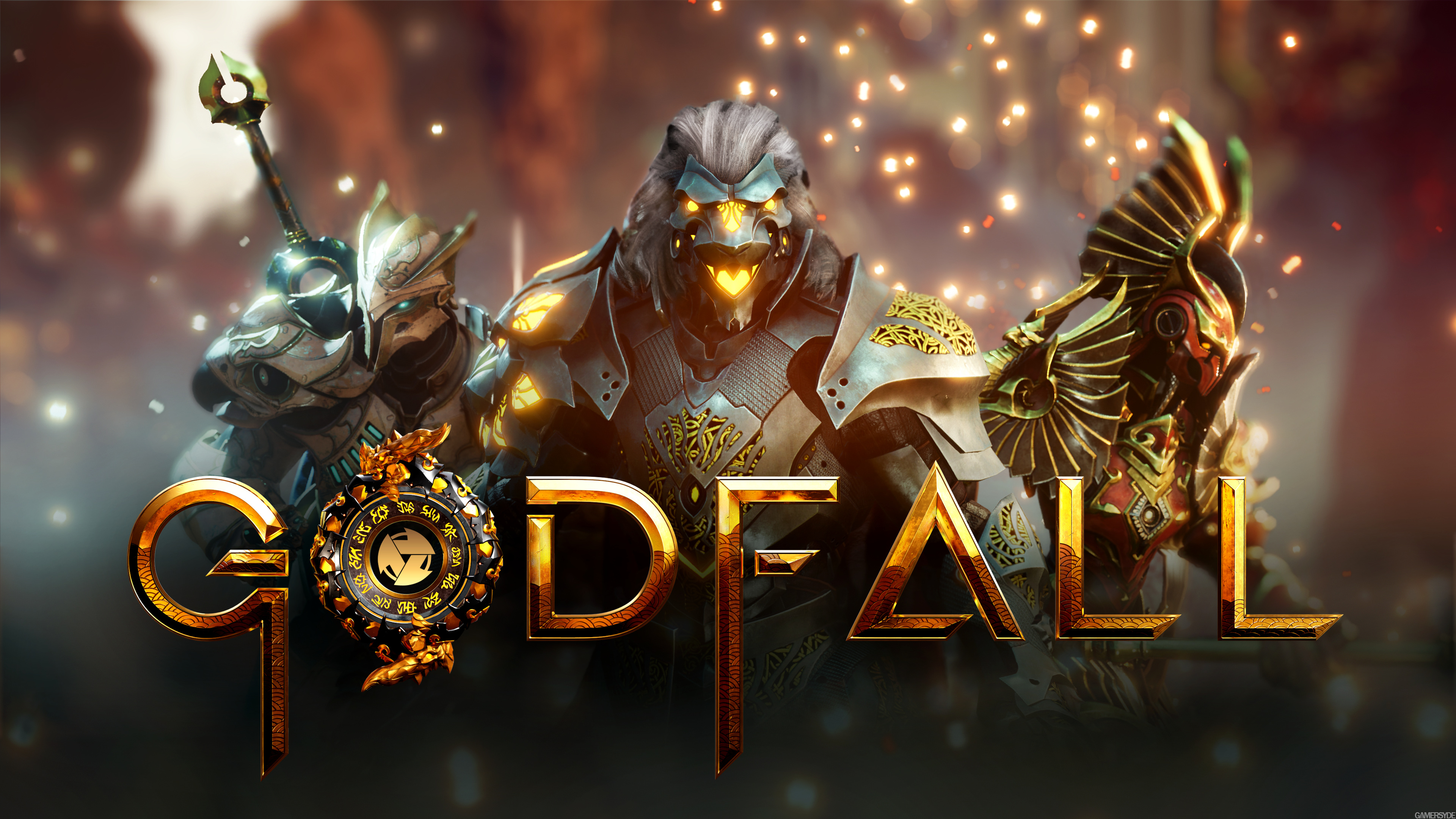 Official Godfall PC gameplay trailer released