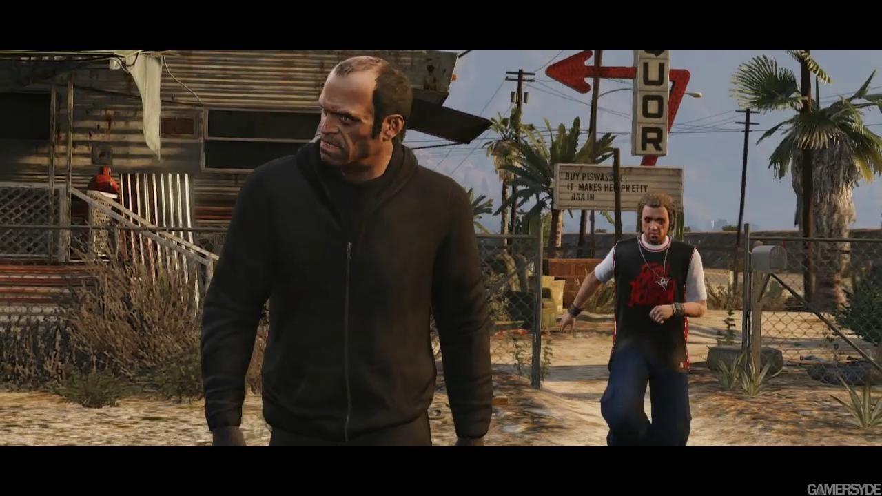 image grand theft auto v 23034 2397 0005 تلخی جامعه مدرن ! | پیش نمایش بازی Grand Theft Auto 5
