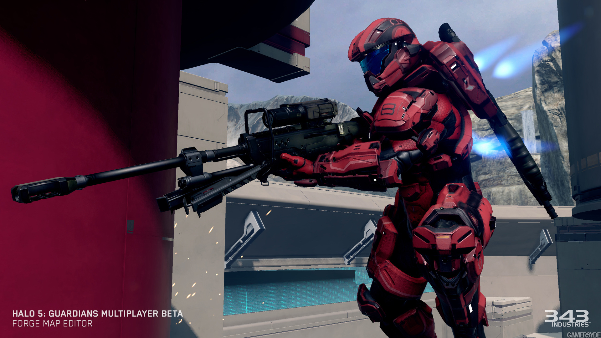 Halo 5 multiplayer screenshots - Gamersyde