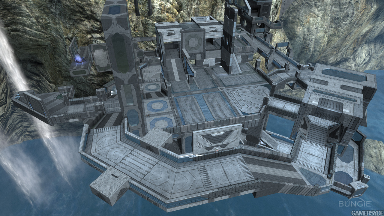 Halo Reach: Forge World - Gamersyde