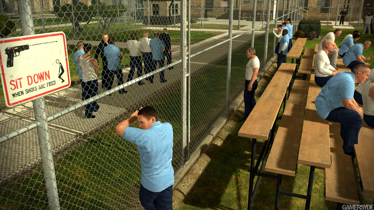 prison break games