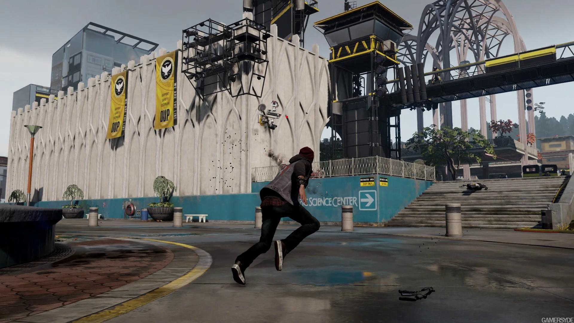 infamous second son pc