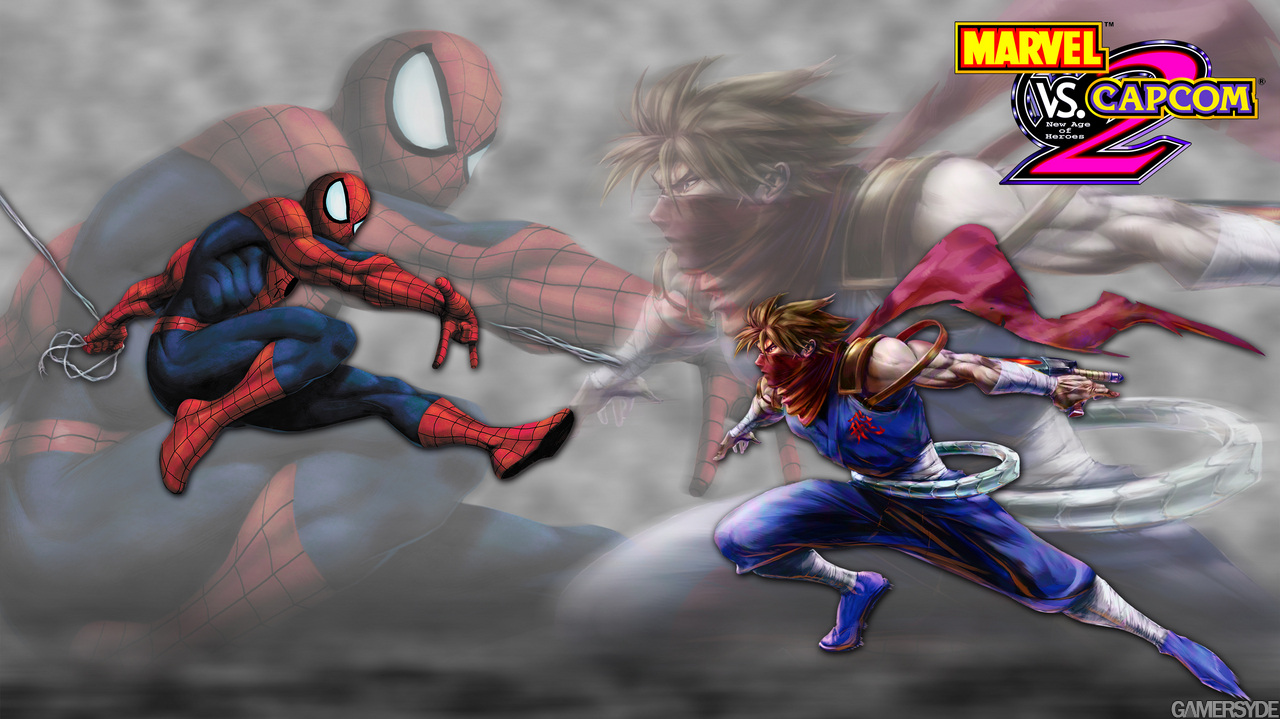 Marvel Vs Capcom 2! En breve en PSN???