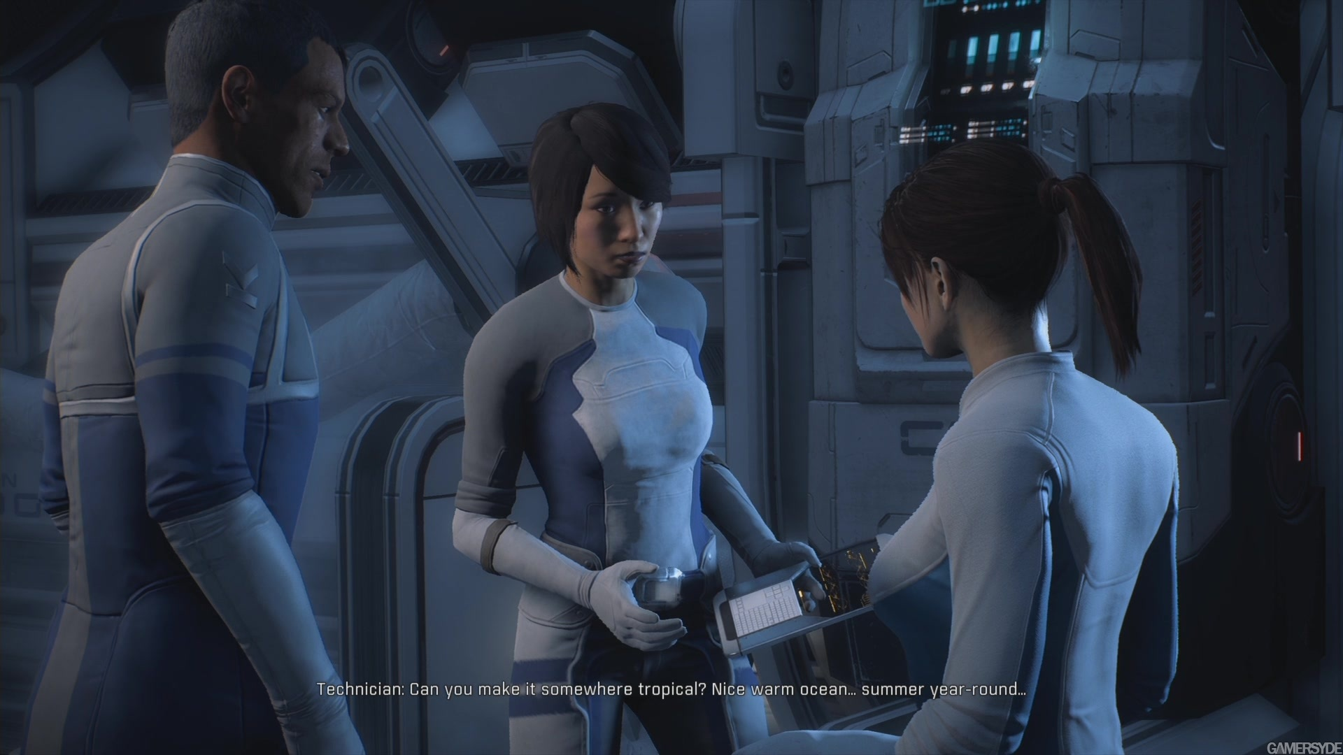 Mass effect anime porno adult picture