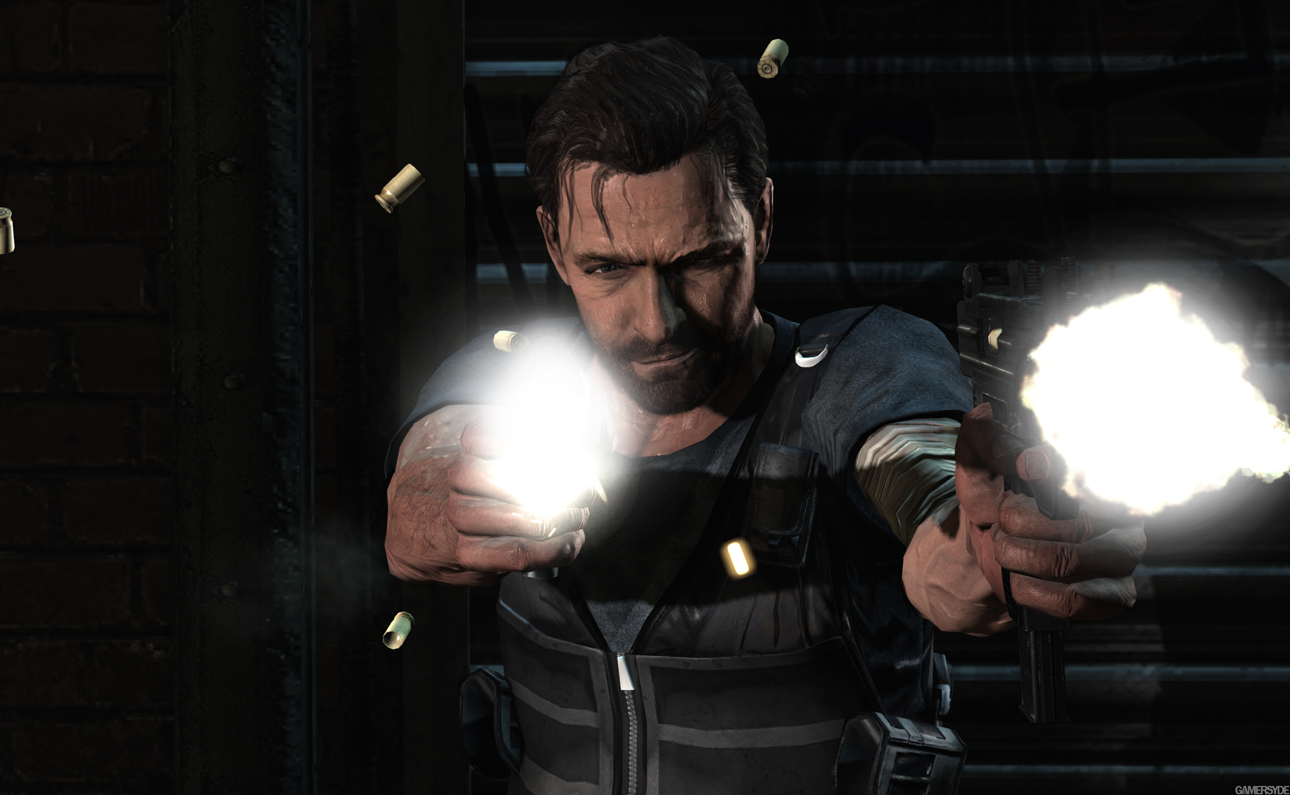 New Pc Screens Of Max Payne 3 Gamersyde