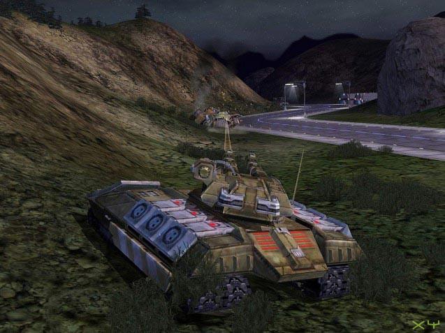 New Mechassault 2 screenshots - Gamersyde