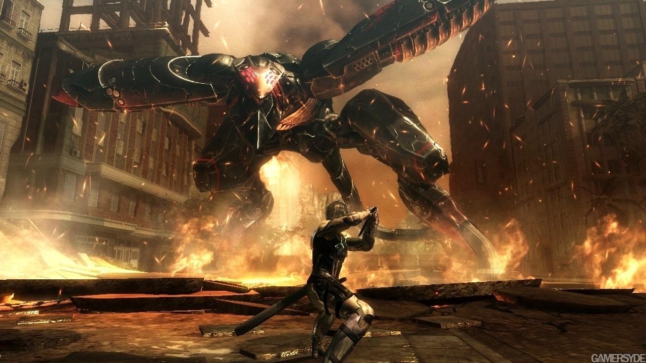 image metal gear rising revengeance 20017 1854 0005 خروش نینجای سایبرگی | نقد و بررسی عنوان Metal Gear Rising: Revengeance