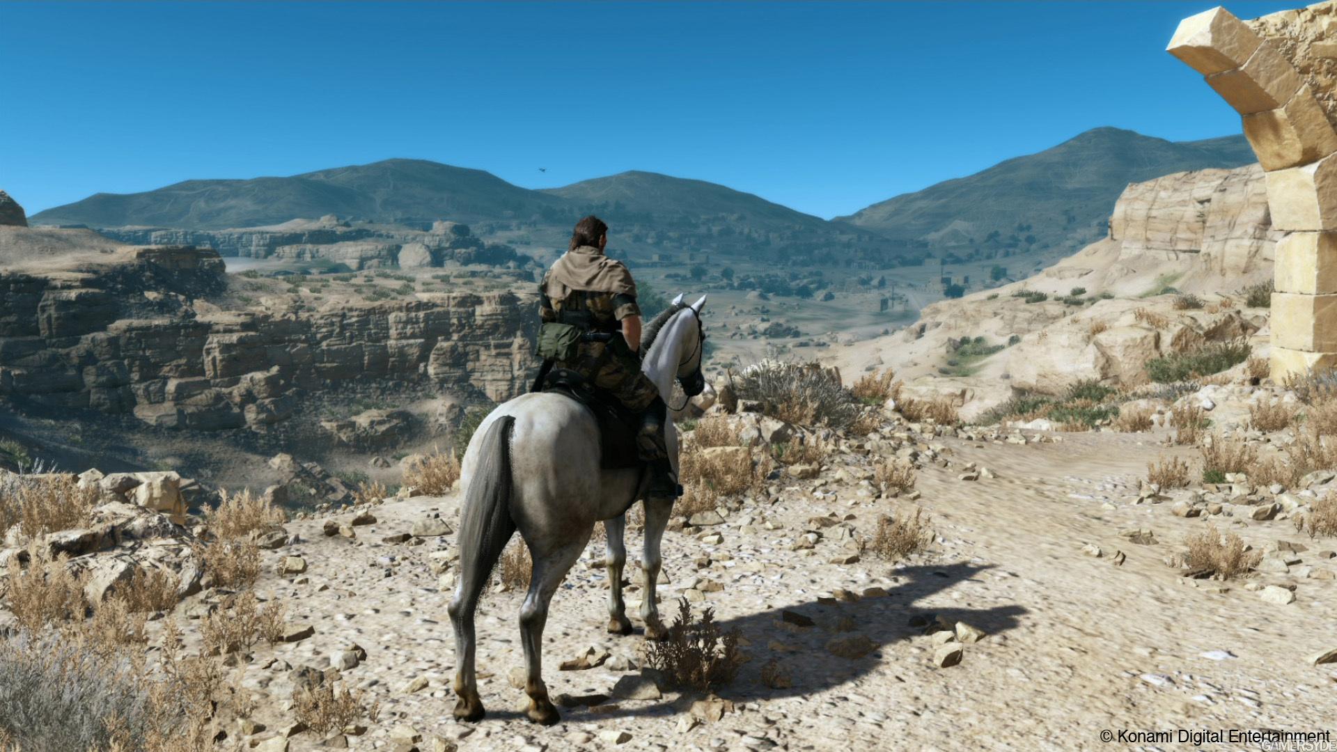 image metal gear solid v the phantom pain 22381 2584 0002 بازگشت پر سر و صدای مار بی صدا ! | تحلیل و بررسی نمایش Metal Gear Solid V : The Phantom Pain در نمایشگاه E3 2013