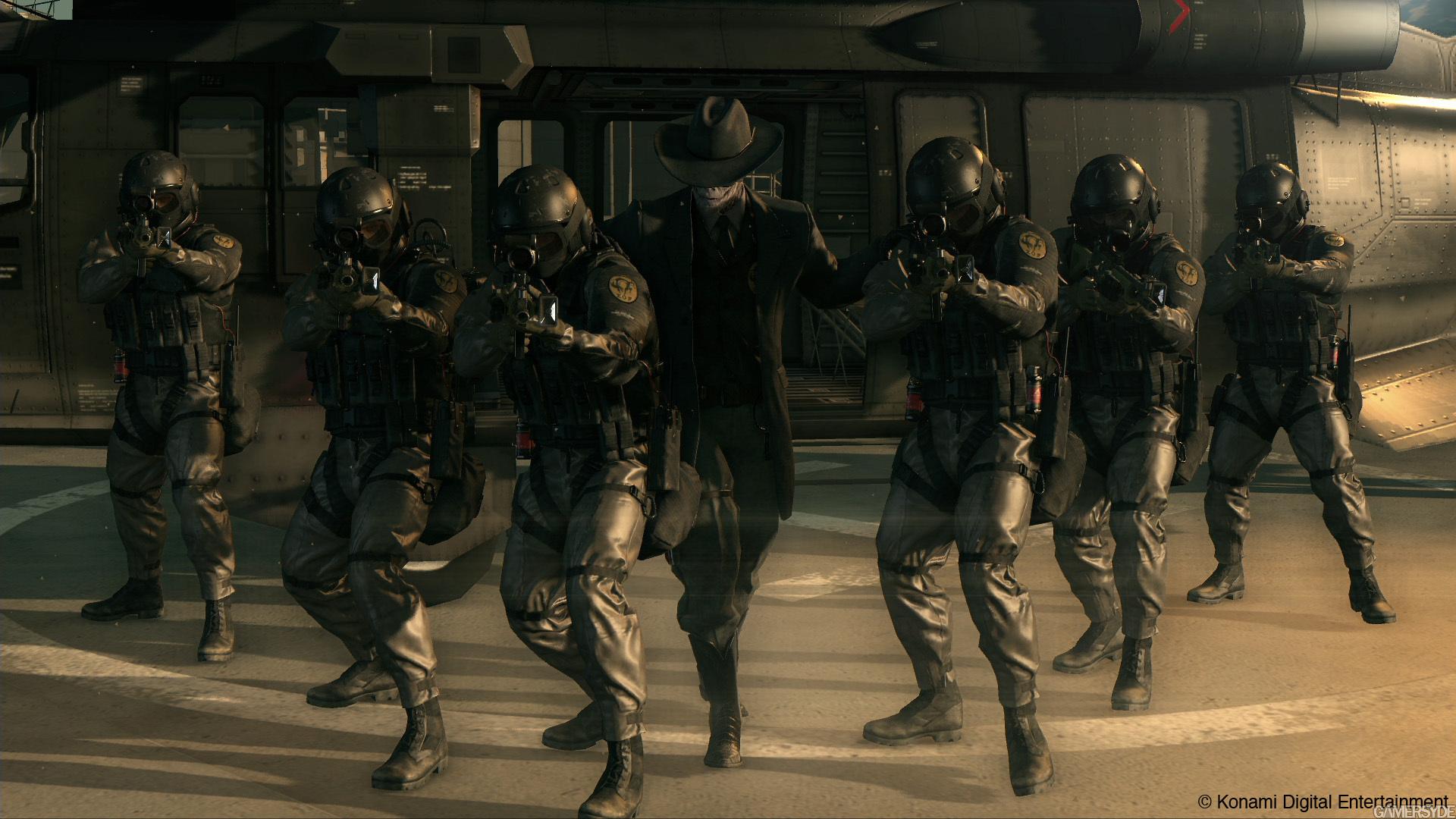 image metal gear solid v the phantom pain 22381 2584 0013 بازگشت پر سر و صدای مار بی صدا ! | تحلیل و بررسی نمایش Metal Gear Solid V : The Phantom Pain در نمایشگاه E3 2013
