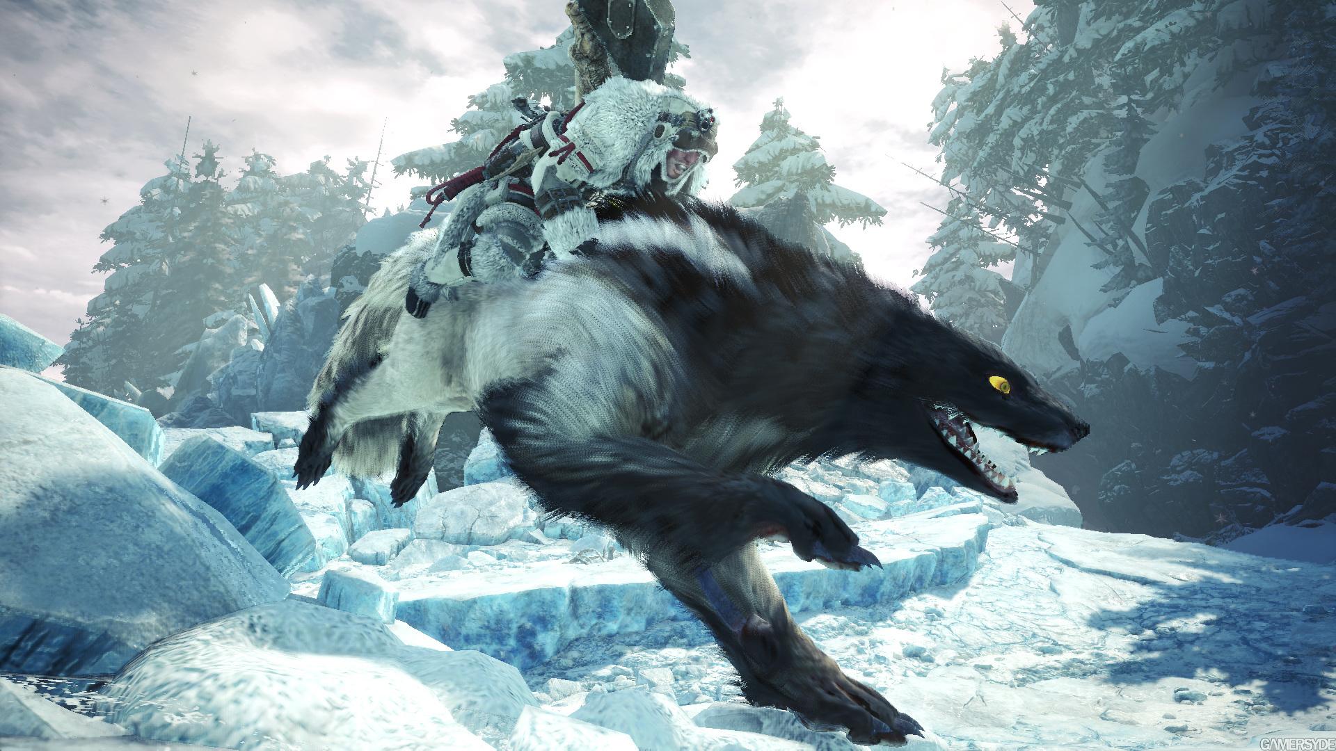 We previewed MHW: Iceborne - Gamersyde