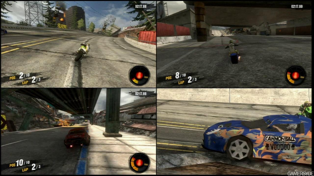 Ps3 Splitscreen Spiele